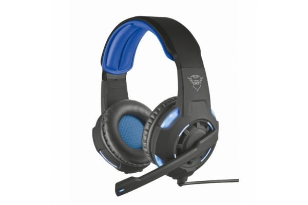 AURICULARES TRUST GAMING GXT 350 RADIUS 7.1 SORROUND - ALTAVOCES ACTIVOS 40mm 22052