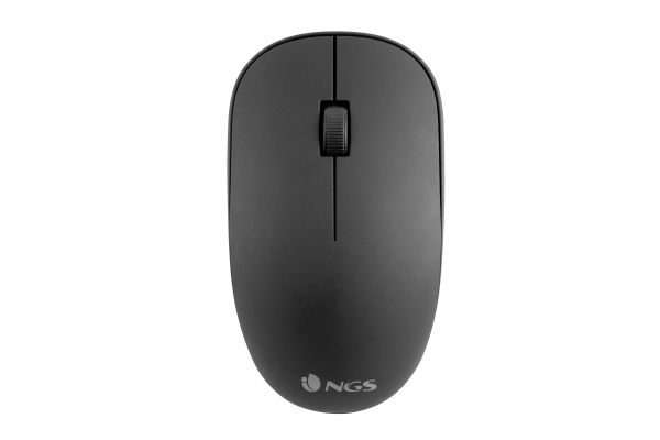 RATON INALAMBRICO NGS EASY ALPHA BLACK