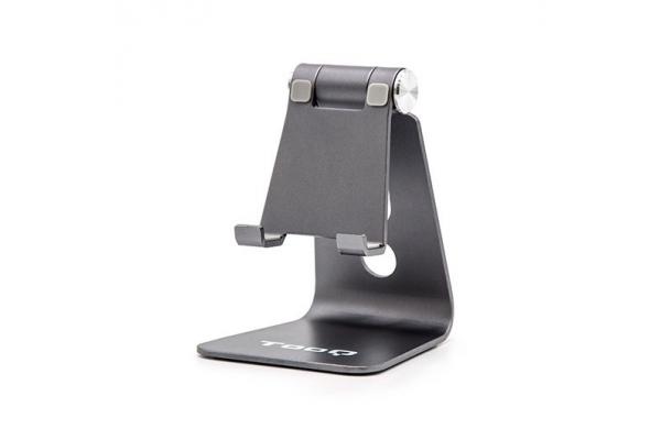 SOPORTE SMARTPHONE TABLET TOOQ PH0001-G DE SOBREMESA GRIS