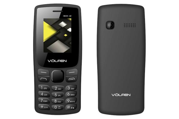 TELEFONO FACIL VOLFEN A2 NEGRO 00136
