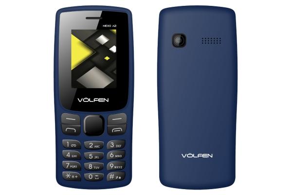 TELEFONO FACIL VOLFEN A2 AZUL 00137