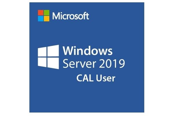 MICROSOFT WINDOWS SERVER CAL 2019  SNGL OLP NL POR USUARIO LICENCIA ELECTRONICA (para contratos con minimo de 5 usuarios)