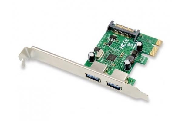 TARJETA PCIEXPRESS CONCEPTRONIC 2 PUERTOS USB 3.0