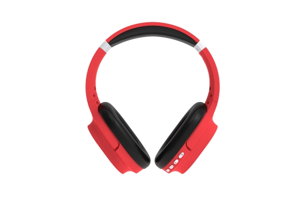 AURICULAR INALAMBRICO FLUX´S ORION BLUETOOTH 5.0 RED
