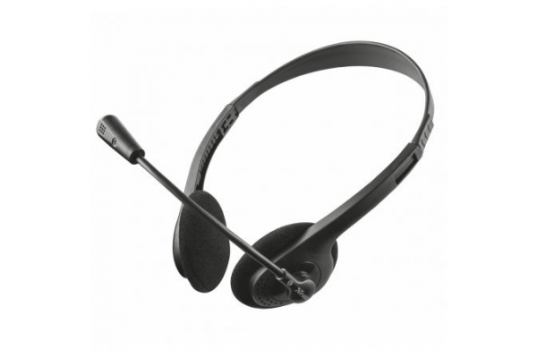 AURICULARES CON MICRO TRUST ZIVA CHAT 21517