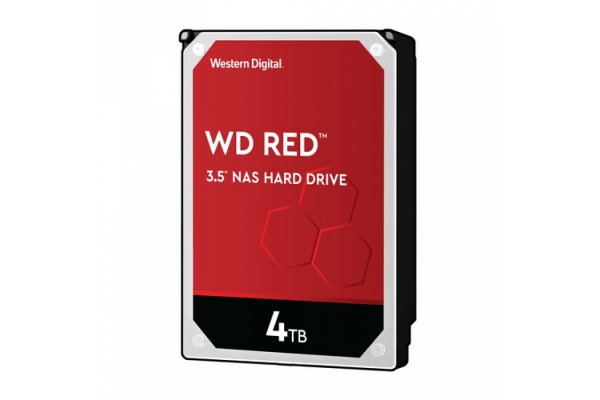 HD 3,5 4TB WESTERN DIGITAL NAS RED WD40EFAX