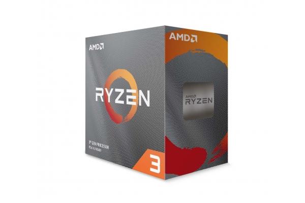 MICROPROCESADOR AMD RYZEN 3 3100 3,6GHZ