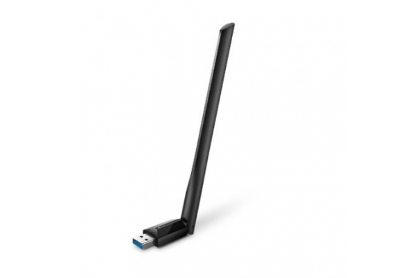 ADAPTADOR DE RED USB WIFI TP-LINK ARCHER T3U PLUS - DOBLE BANDA 2.4 5GHZ - 2*ANTENAS EXTERNAS - MU-MIMO - USB 3.0