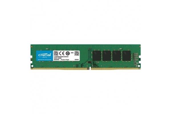 MEMORIA 8GB DDR4 2666 CRUCIAL CT8G4DFRA266
