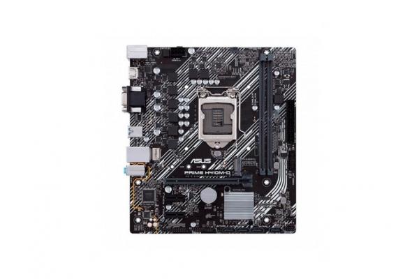 PLACA BASE ASUS INTEL LGA1200 GEN 10 I3/I5/I7 H410M-D PRIME MATX