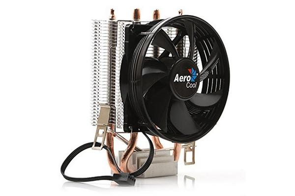 DISIPADOR CPU AEROCOOL VERKHO 3 PLUS 125w COMPATIBILIDAD INTEL   AMD