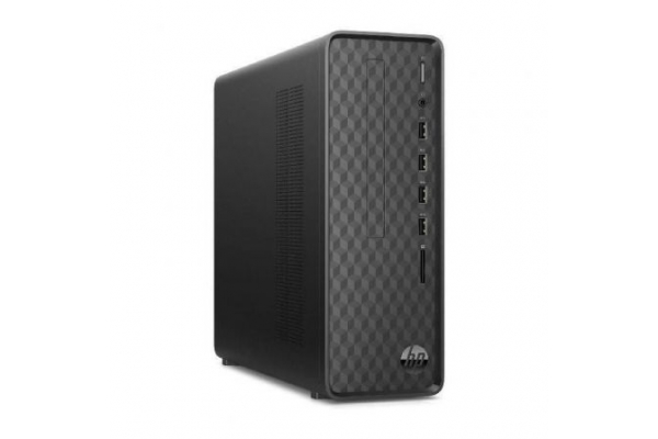 PC SOBREMESA HP SLIM DESKTOP S01-AF1006NS CELERON J4025 2.0GHZ 8GB SSD256GB W10H NEGRO