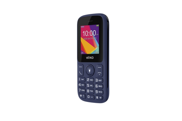 TELEFONO MOVIL WIKO F100 AZUL 1.8