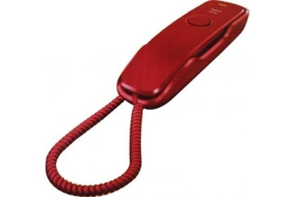 GIGASET DA210 TELEFONO ANALOGICO ROJO
