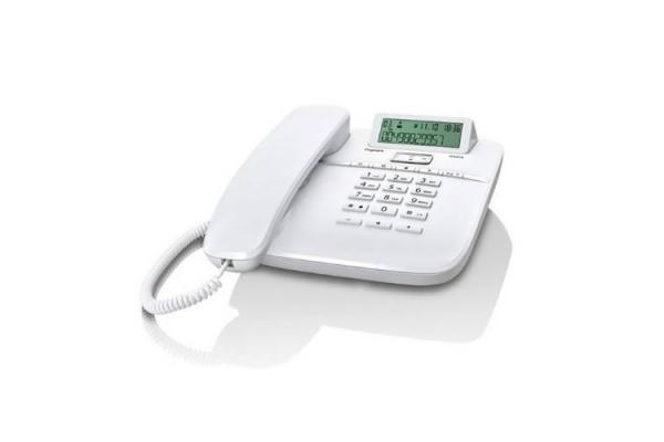 GIGASET DA611 TELEFONO ANALOGICO BLANCO