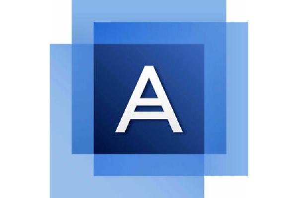 ACRONIS BACKUP STANDARD OFFICE 365 PACK SUSCRIPCION 5 USU+ 50GB ALMACENAMIENTO NUBE 1 AÑO