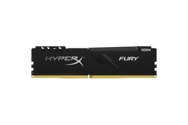 MEMORIA 16GB KINGSTON DDR4 2666MHZ HYPERX FURY BLACK