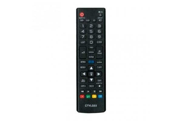 MANDO TV LG CTVLG03 COMPATIBLE CON TV LG