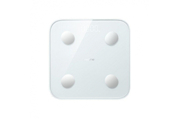 BASCULA REALME SMART SCALE BLANCO