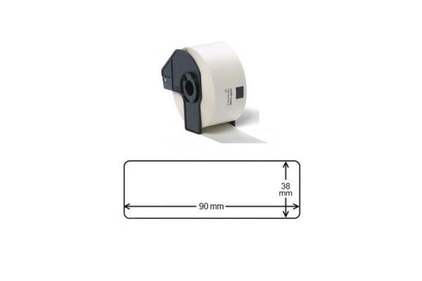 CINTA BROTHER COMP DK11208 38MM X 90MM
