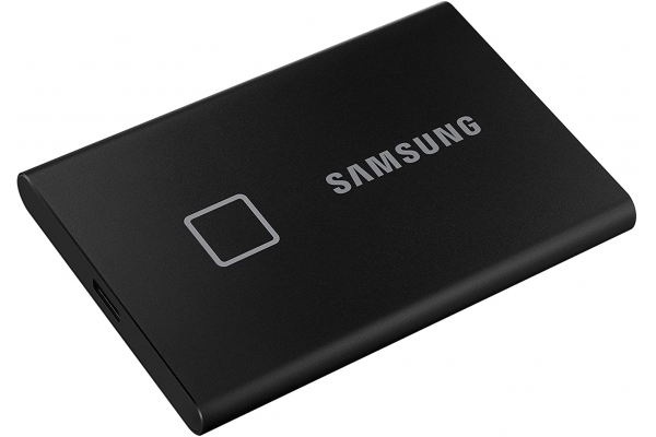DISCO EXTERNO SSD SAMSUNG PORTABLE T7 TOUCH 500GB USB 3.2