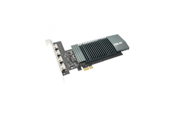 TARJETA GRAFICA GEFORCE ASUS GT710 SL 2GB GDDR5 4 HDMI
