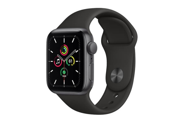 RELOJ APPLE WATCH SE 44MM GPS CAJA ALUMINIO GRIS ESPACIAL MYDT2TY A