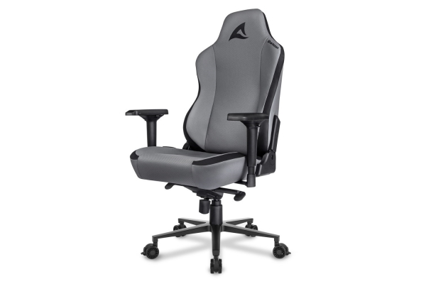 SILLA GAMER SHARKOON SKILLER SGS40 NEGRA GRIS