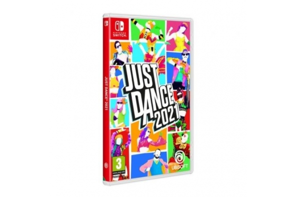 JUEGO NINTENDO SWITCH JUST DANCE 2021