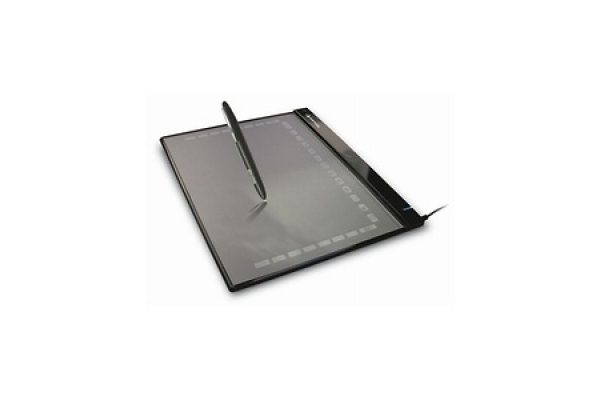 TABLETA DIGITALIZADORA AIPTEK 6000U AREA ACTIVA 25.4X15.8CM 2000LPI USB