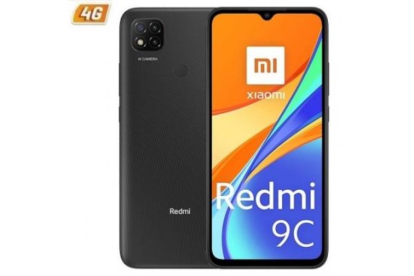SMARTPHONE XIAOMI REDMI 9C 6,53