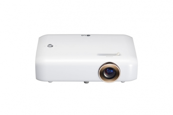 PROYECTOR LED LG MINIBEAM PH550G BLANCO