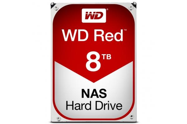 HD 3.5 8TB WESTERN DIGITAL RED WD80EFAX