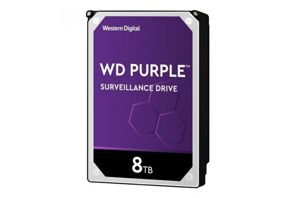 HD 3,5 8TB WESTERN DIGITAL PURPLE WD80PURZ