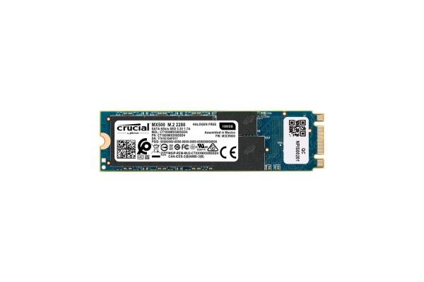 SSD CRUCIAL MX500 1TB M.2 SATA CT1000MX500SSD4
