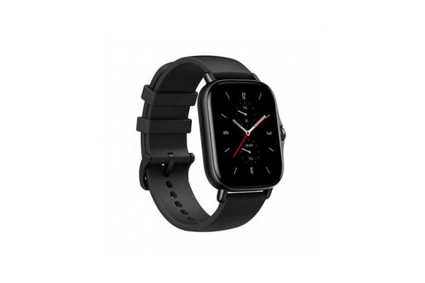 Smartwatch Huami Amazfit GTS 2  Notificaciones  Frecuencia Cardíaca  GPS  Negro Medianoche