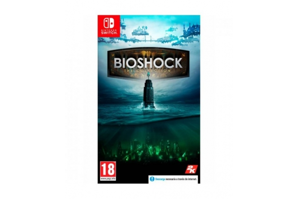 JUEGO NINTENDO SWITCH BIOSHOCK COLLECTION