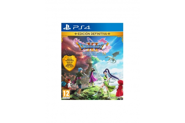 JUEGO SONY PS4 DRAGON QUEST XI S DEFINITIVE EDITION