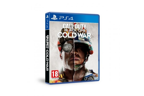 JUEGO SONY PS4 CALL OF DUTY BLACK OPS COLD WAR