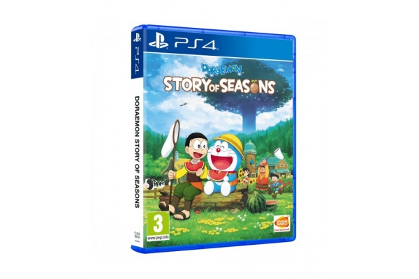 JUEGO SONY PS4 DORAEMON STORY OF SEASONS