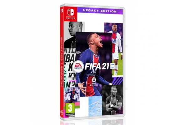 JUEGO NINTENDO SWITCH FIFA 21 LEGACY EDITION