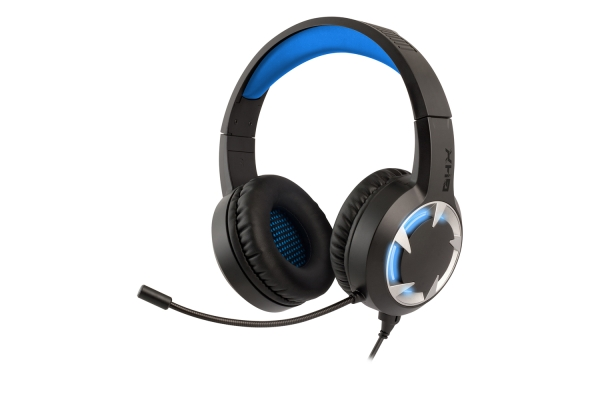 AURICULARES CON MC NGS GAMING GHX-510 NEGRO/AZUL JACK 3.5MM/C