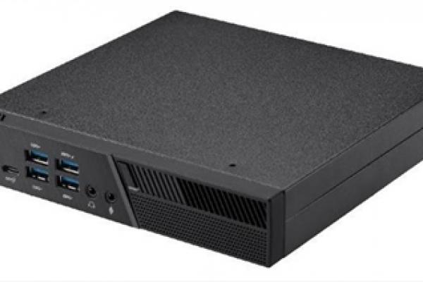 MINI PC BAREBONE ASUS AMD R5-3550H 8GB 128GB
