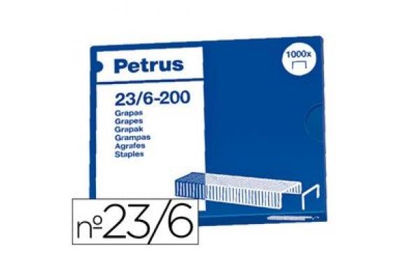 GRAPAS PETRUS ESSELTE 23600 23 6 1000 UDS
