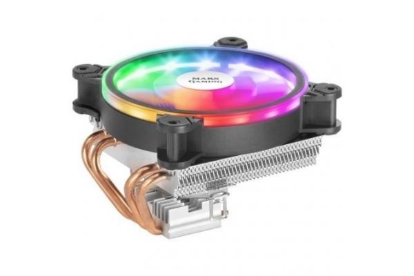 DISIPADOR CPU MARS GAMING MCPU220 12cm