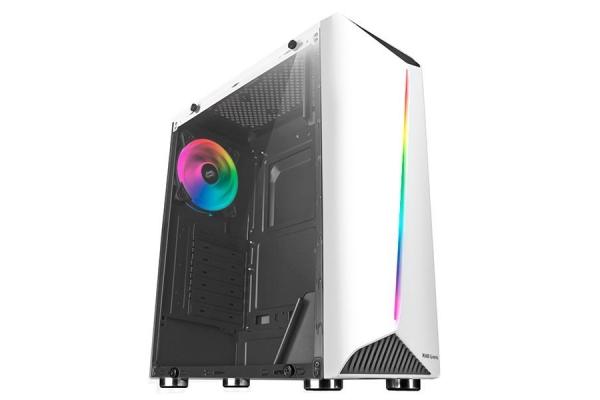 TORRE ATX MARS GAMING MCX RGB BLANCA USB 3.0