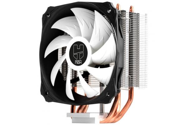 DISIPADOR CPU NOX HUMMER H212 120MM BLANCO