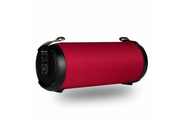 ALTAVOZ CON BLUETOOTH NGS ROOLER TEMPO RED 20W