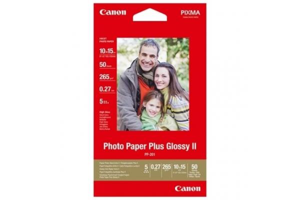 PAPEL FOTOGRAFICO CANON PP-201 BRILLANTE