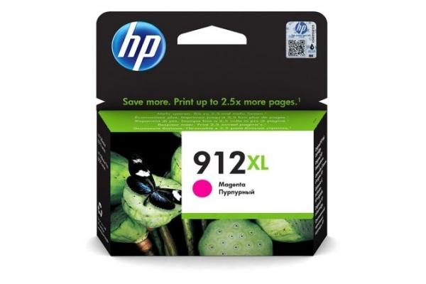 TINTA ORIGINAL HP 912XL MAGENTA